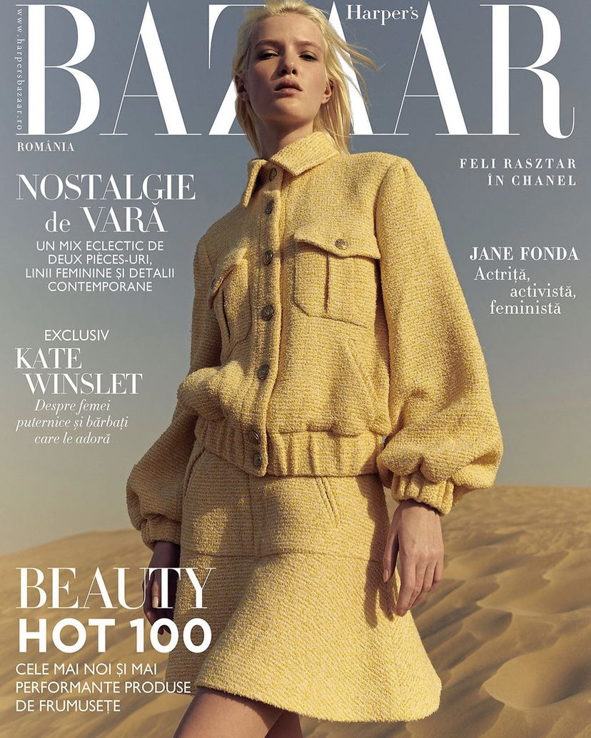 Harper's Bazaar Romania | May 2021